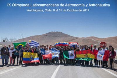 Olimpíadas de Astronomía